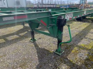 2015 CIMC 40FT CHASSIS 7040786081