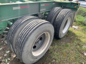 2015 CIMC 40FT CHASSIS 7040786095