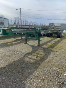 2015 CIMC 40FT CHASSIS 7040786119